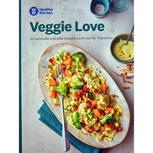Weight Watchers / WW - Veggie Love Kochbuch von Weight Watchers - Preis vom 19.10.2020 04:51:53 h