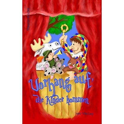 Schmidt, Rosemai M. - Vorhang auf, die Kinder kommen!: Theaterstücke für Kinder - Preis vom 08.05.2021 04:52:27 h