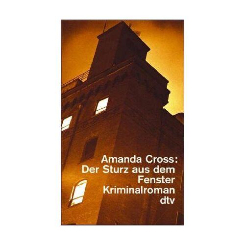 Amanda Cross - Der Sturz aus dem Fenster - Preis vom 07.05.2021 04:52:30 h