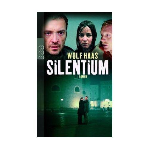 Wolf Haas - Silentium! - Preis vom 21.10.2020 04:49:09 h