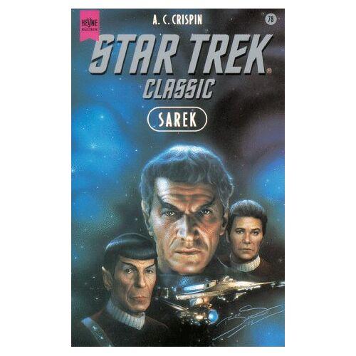 Crispin, Ann C. - Sarek. Star Trek. - Preis vom 14.04.2021 04:53:30 h