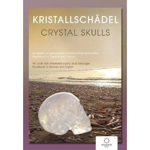Kirsten Hilling - Kristallschädel Kartenset - Preis vom 02.11.2020 05:55:31 h