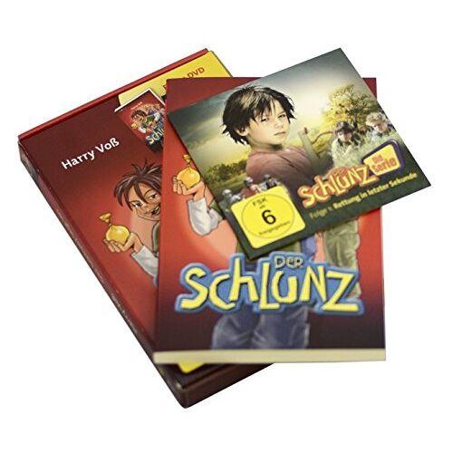 Harry Voß - Der Schlunz legt los: Band 1 und DVD 1 (Der Schlunz - Die Serie) - Preis vom 03.12.2020 05:57:36 h