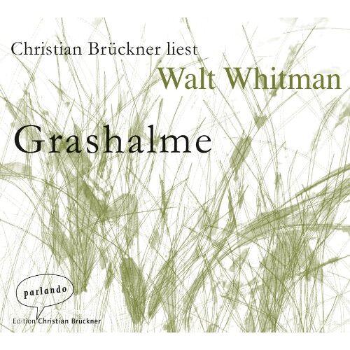 Walt Whitman - Grashalme - Preis vom 10.05.2021 04:48:42 h