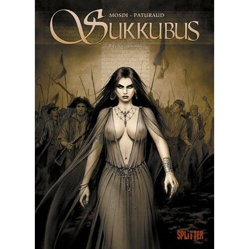 Thomas Mosdi - Sukkubus, Bd.1. Camilla - Preis vom 18.04.2021 04:52:10 h