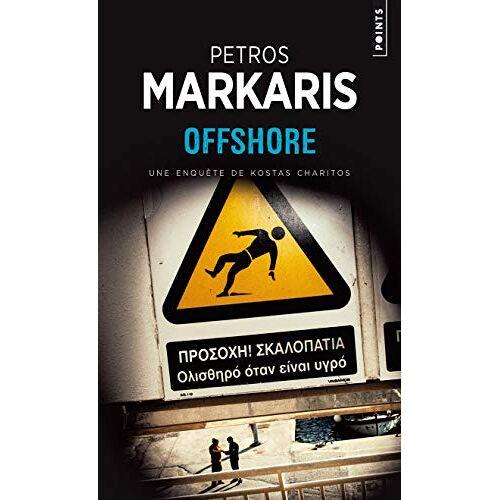 Petros Markaris - Offshore - Preis vom 05.05.2021 04:54:13 h