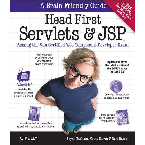 Bryan Basham - Head First Servlets and JSP - Preis vom 10.04.2021 04:53:14 h