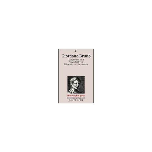 Giordano Bruno - Preis vom 15.01.2021 06:07:28 h