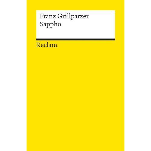 Franz Grillparzer - Sappho - Preis vom 27.02.2021 06:04:24 h