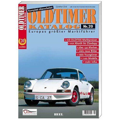 Günther Zink - Oldtimer Katalog 20: Europas größter Marktführer - Preis vom 20.10.2020 04:55:35 h