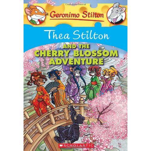 Thea Stilton - Thea Stilton and the Cherry Blossom Adventure (Geronimo Stilton: Thea Stilton) - Preis vom 14.04.2021 04:53:30 h