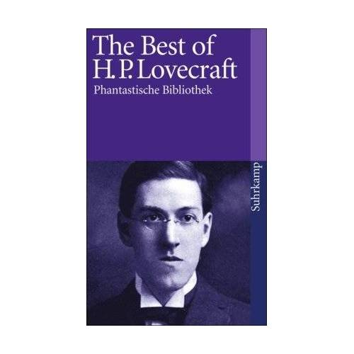 Lovecraft, H. P. - The Best of H.P. Lovecraft - Preis vom 19.10.2020 04:51:53 h