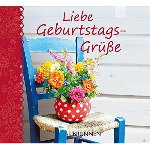 Irmtraut Fröse-Schreer - Liebe Geburtstagsgrüße - Preis vom 21.04.2021 04:48:01 h