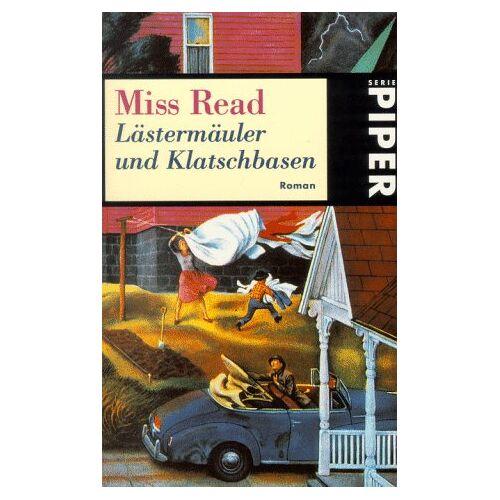 Miss Read - Lästermäuler und Klatschbasen: Ein Thrush-Green-Roman - Preis vom 14.05.2021 04:51:20 h