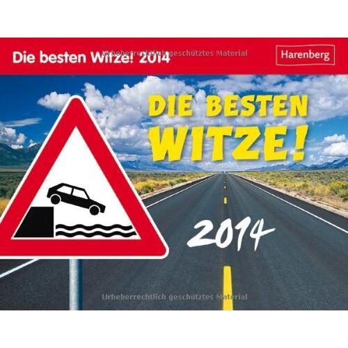 Harenberg - Die besten Witze 2014 - Preis vom 11.04.2021 04:47:53 h