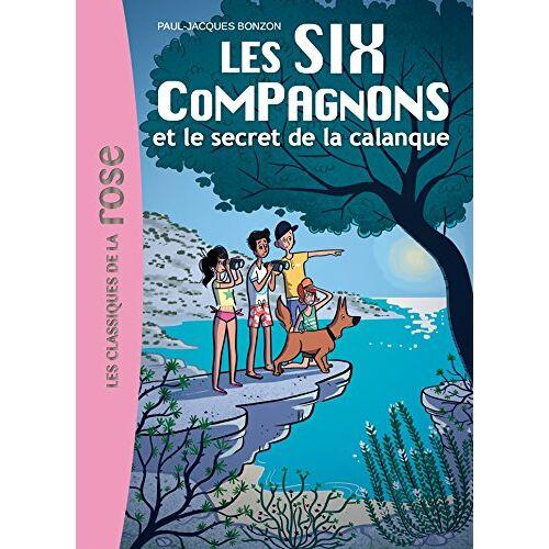 Paul-Jacques Bonzon - Les Six Compagnons, Tome 9 : Les six compagnons et le secret de la calanque - Preis vom 16.04.2021 04:54:32 h