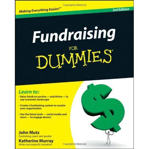 John Mutz - Fundraising For Dummies - Preis vom 01.03.2021 06:00:22 h