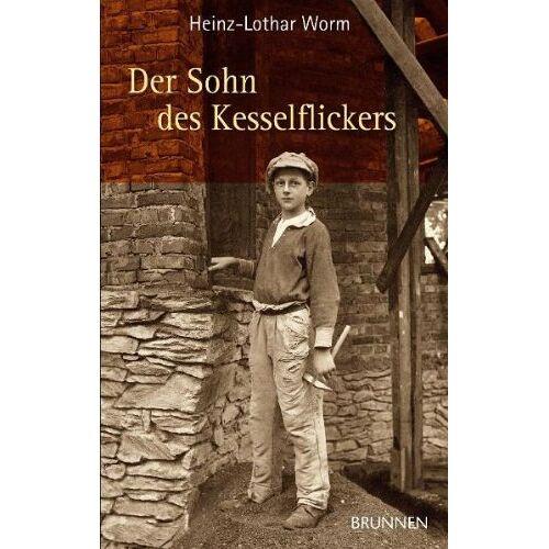 Heinz-Lothar Worm - Der Sohn des Kesselflickers - Preis vom 17.04.2021 04:51:59 h