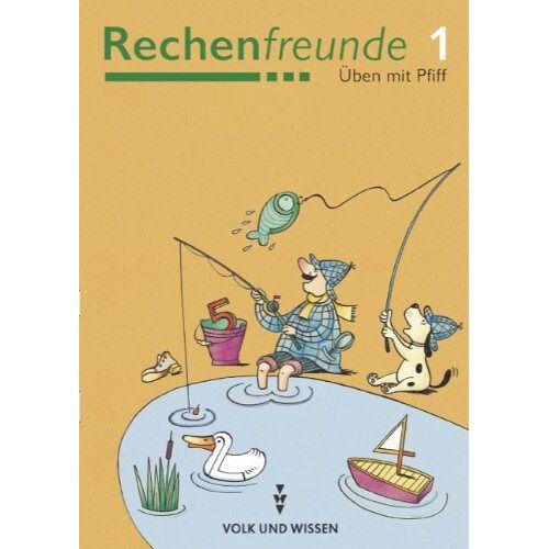 Käpnick, Dr. Friedhelm - Rechenfreunde - Üben mit Pfiff: Rechenfreunde, EURO, Klasse 1 - Preis vom 03.09.2020 04:54:11 h