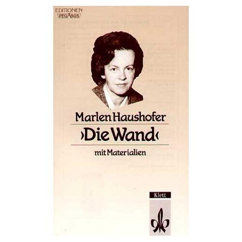 Marlen Haushofer - 'Die Wand.' - Preis vom 25.02.2021 06:08:03 h
