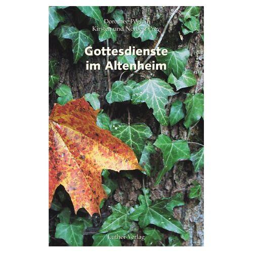 Dorothee Peglau - Gottesdienst im Altenheim - Preis vom 30.11.2020 05:48:34 h