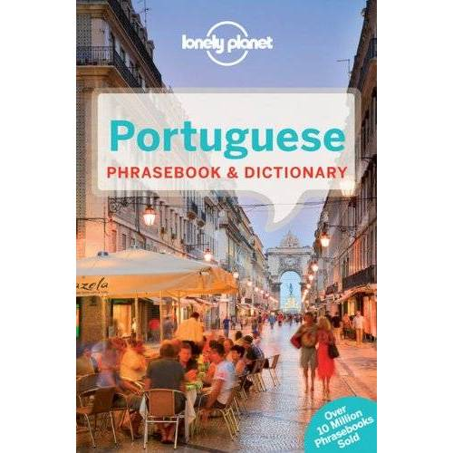 Lonely Planet - Lonely Planet Portuguese Phrasebook & Dictionary (Phrasebooks) - Preis vom 03.05.2021 04:57:00 h