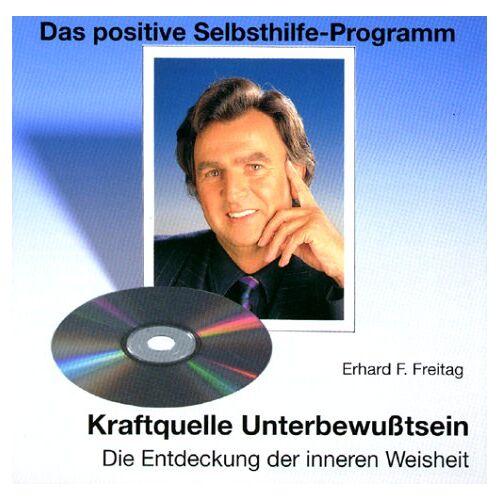 Freitag, Erhard F. - Kraftquelle Unterbewußtsein. CD: Die Entdeckung der inneren Weisheit - Preis vom 31.03.2020 04:56:10 h