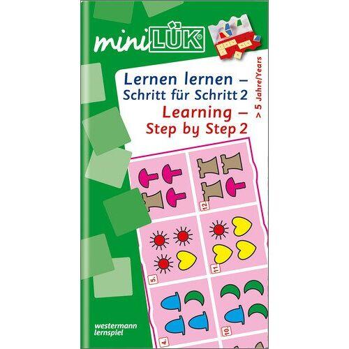 Michael Junga - miniLÜK: Kindergarten / Vorschule / Learning - Step by Step 2 - Preis vom 08.05.2021 04:52:27 h