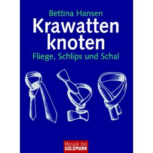 Hansen Krawattenknoten: Fliege, Schlips und Schal - Preis vom 21.10.2020 04:49:09 h