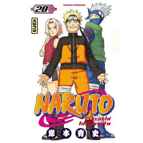 Masashi Kishimoto - Naruto t28 naruto t28 - Preis vom 27.02.2021 06:04:24 h