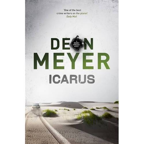 Deon Meyer - Icarus (Benny Griessel) - Preis vom 24.02.2021 06:00:20 h