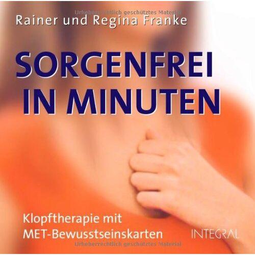 Franke Sorgenfrei in Minuten (Karten): Klopftherapie mit MET-Bewusstseinskarten - Preis vom 09.05.2021 04:52:39 h