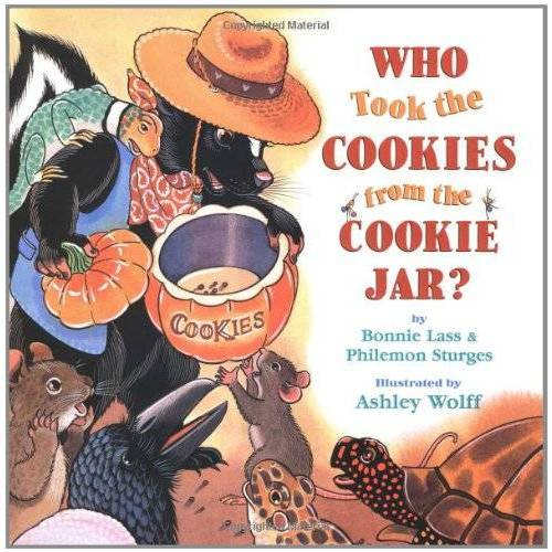 Bonnie Lass - Who Took the Cookies from the Cookie Jar? - Preis vom 05.05.2021 04:54:13 h