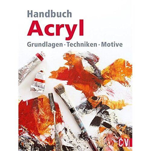 - Handbuch Acryl: Grundlagen, Techniken, Motive - Preis vom 26.03.2020 05:53:05 h