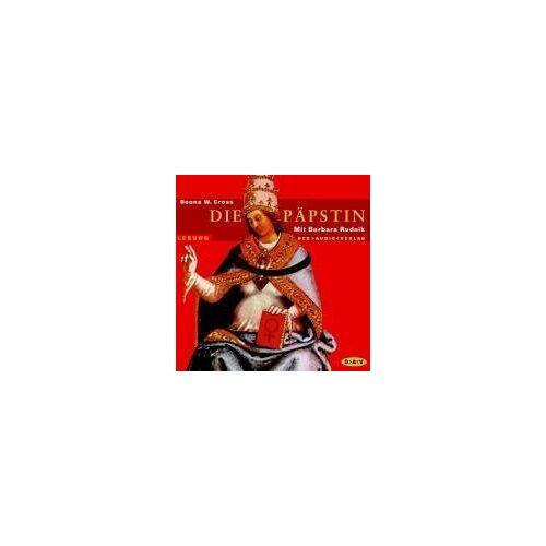 Cross, Donna Woolfolk - Die Päpstin. 4 CDs - Preis vom 27.02.2021 06:04:24 h