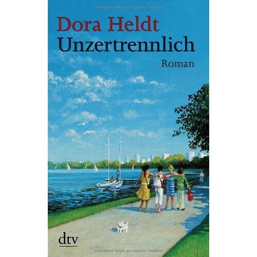 Dora Heldt - Unzertrennlich: Roman - Preis vom 07.05.2021 04:52:30 h