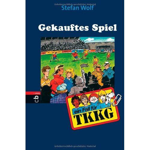 Stefan Wolf - TKKG - Gekauftes Spiel: Band 105 - Preis vom 21.10.2020 04:49:09 h