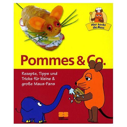 Habisreutinger, Julei M. - Hier kocht die Maus - Pommes & Co. - Rezepte, Tipps und Tricks für kleine & große Maus-Fans - Preis vom 19.10.2020 04:51:53 h