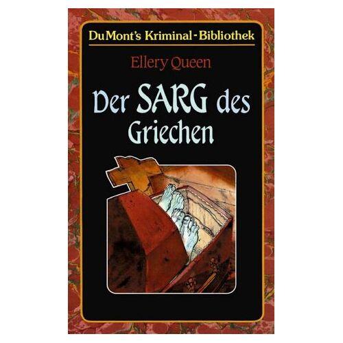 Ellery Queen - Der Sarg des Griechen - Preis vom 17.04.2021 04:51:59 h