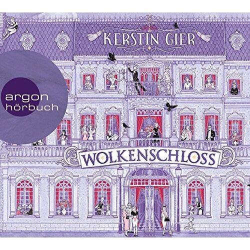 Kerstin Gier - Wolkenschloss - Preis vom 26.02.2021 06:01:53 h