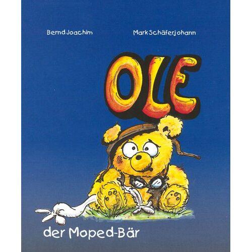 Bernd Joachim - OLE der Moped Bär - Preis vom 24.09.2020 04:47:11 h