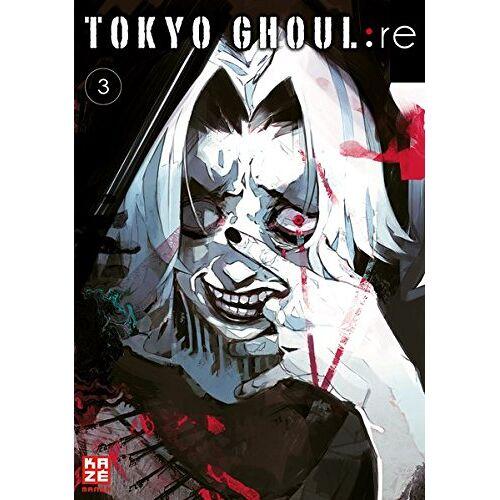 Sui Ishida - Tokyo Ghoul:re 03 - Preis vom 28.02.2021 06:03:40 h