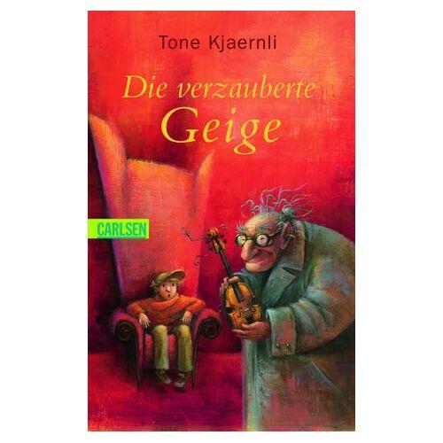 Tone Kjaernli - Die verzauberte Geige. - Preis vom 21.10.2020 04:49:09 h