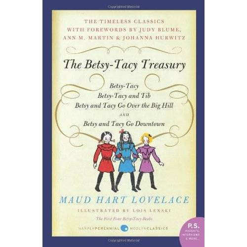 Hart The Betsy-Tacy Treasury: The First Four Betsy-Tacy Books (P.S.) - Preis vom 09.07.2020 04:57:14 h
