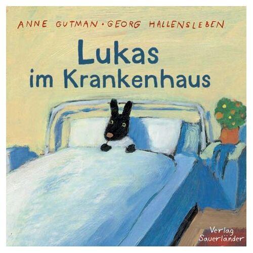 Anne Gutman - Lukas im Krankenhaus - Preis vom 15.04.2021 04:51:42 h