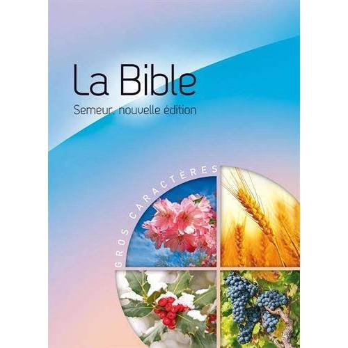 Excelsis - La Bible, Semeur nouvelle édition - Preis vom 10.05.2021 04:48:42 h