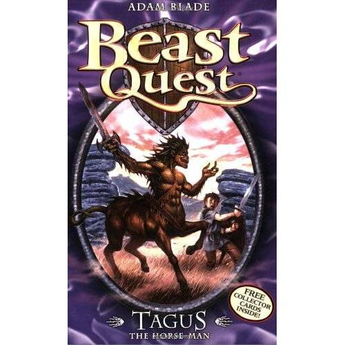 Adam Blade - Tagus the Horse-man (Beast Quest) - Preis vom 21.01.2021 06:07:38 h