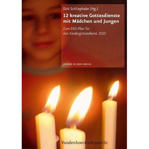 Beate Peters - Kinder in der Kirche / 12 kreative Gottesdienste mit Mädchen und Jungen: Zum EKD Plan für den Kindergottesdienst 2010 - Preis vom 12.05.2021 04:50:50 h