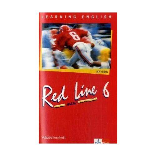 Paul Aston - Red Line New - Bayern: Red Line New. Vokabellernenheft 6. Bayern - Preis vom 17.04.2021 04:51:59 h