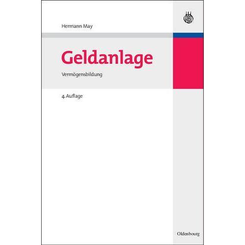 Ulla May - Geldanlage: Vermögensbildung - Preis vom 18.04.2021 04:52:10 h